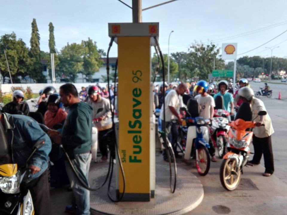 petrol pam harga minyak malaysia