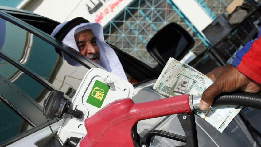 petrol pam saudi