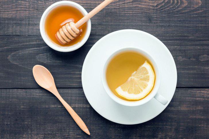 petua hilangkan batuk dengan madu dan lemon