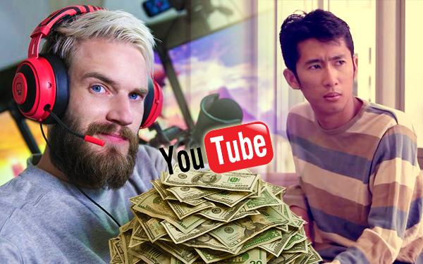 pewdiepie matluthfi youtuber terkenal