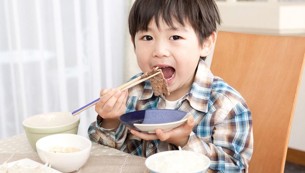 picky eater jepun makan sendiri 857