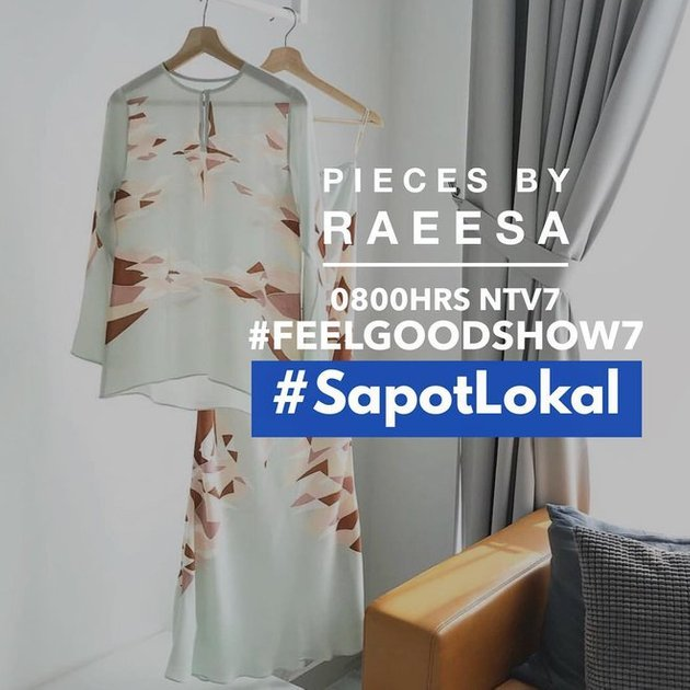 pieces by raeesa