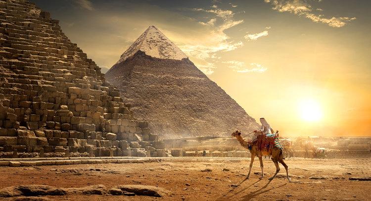 piramid di mesir