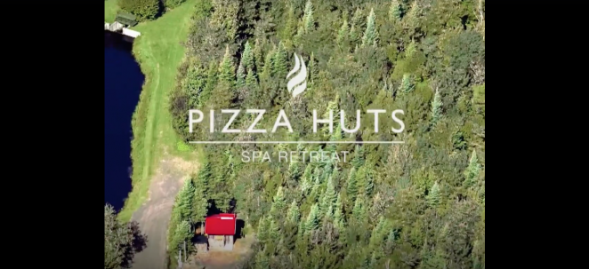 pizza huts spa retreat