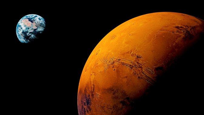 planet marikh dan bumi 900