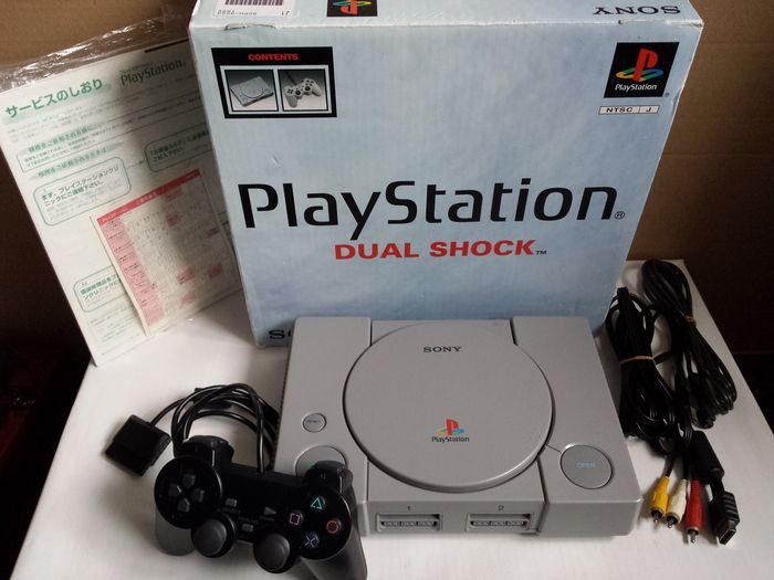 playstation 1 7 konsol permainan video paling laris di dunia
