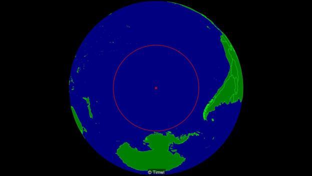 point nemo di bumi