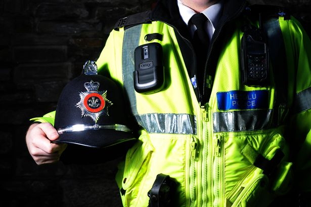 police south wales