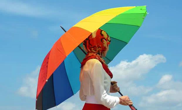 poligami dan payung emas