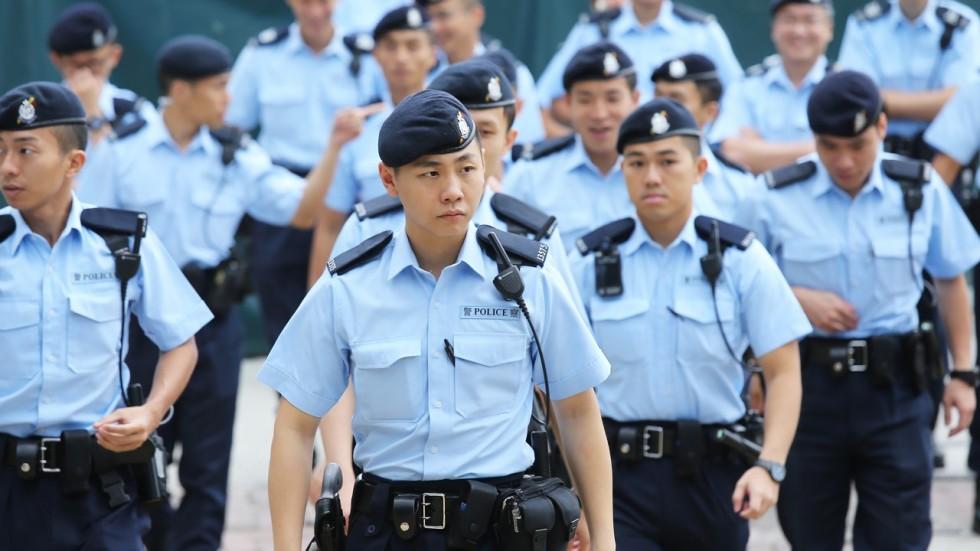 polis hong kong sistem perundangan hong kong