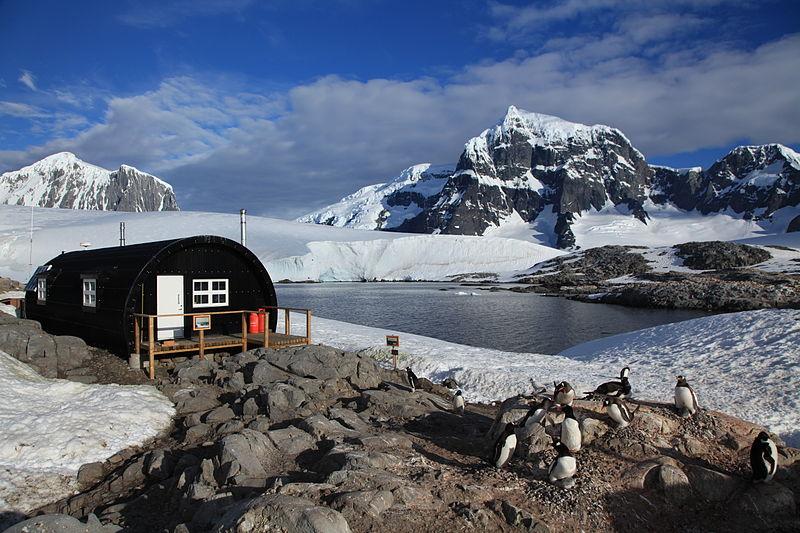 port lockroy 10 tempat terbengkalai menakjubkan yang dijumpai dalam google earth