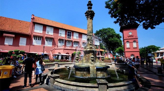 portuguese square melaka sama seperti lisbon