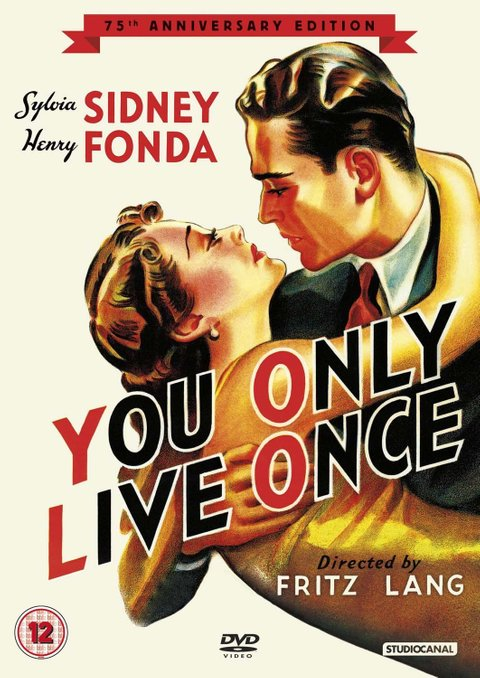 poster filem you only live once