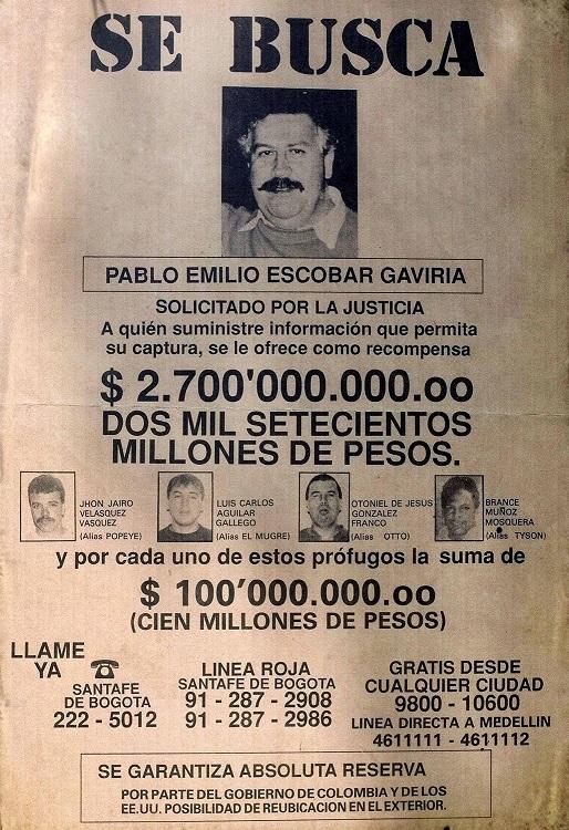 poster pencaria pablo