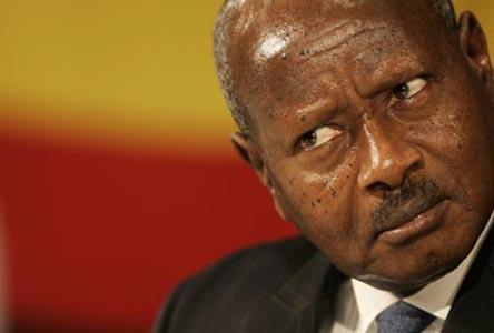 presiden museven uganda