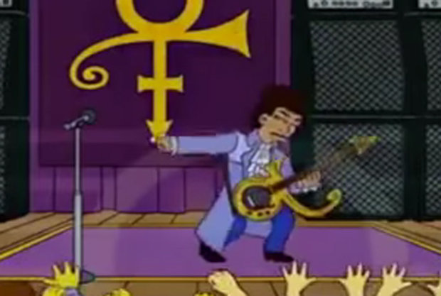 prince the simpson