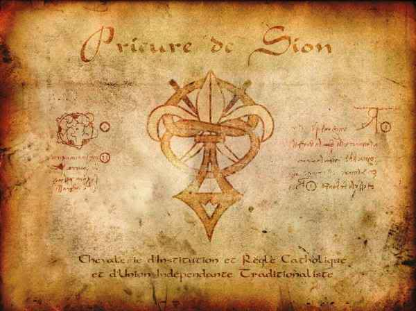 priory of sion organisasi rahsia paling misteri secret society