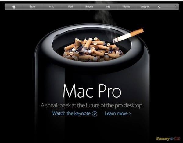 produk apple adalah kawasan larangan merokok