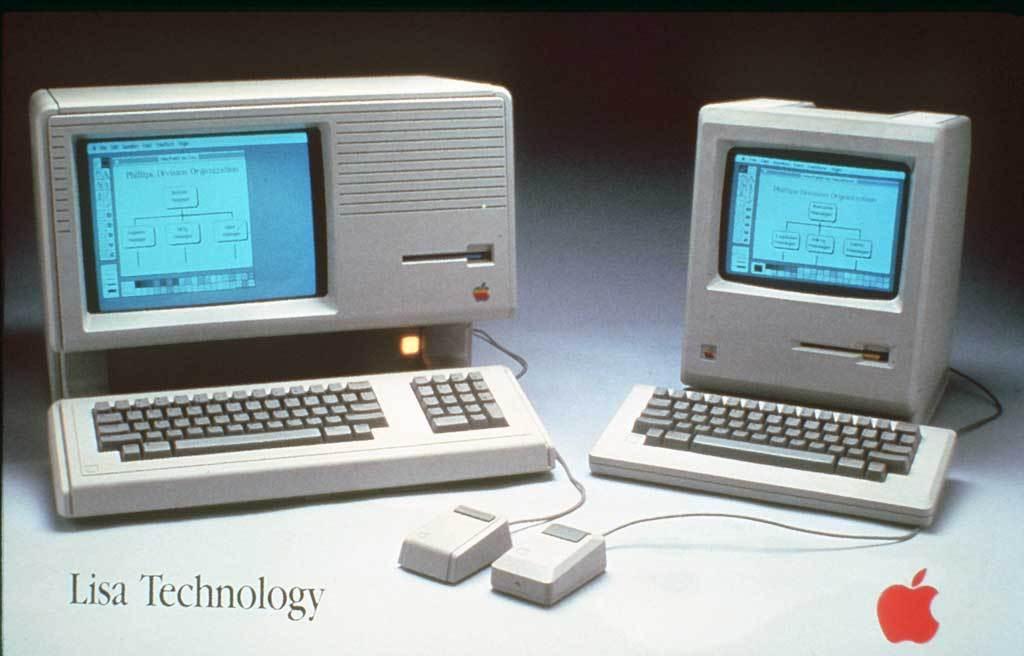 produk komputer lisa apple