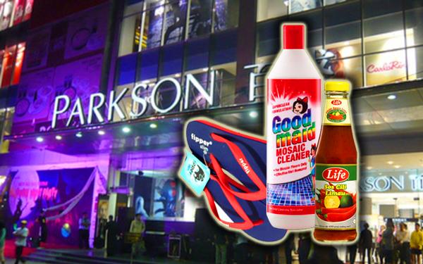 Produk Malaysia Di Pasaran Dunia