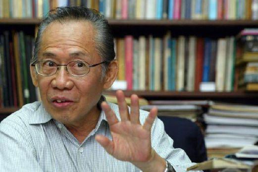 profesor emeritus khoo kay kim