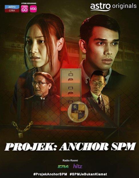projek anchor spm 801