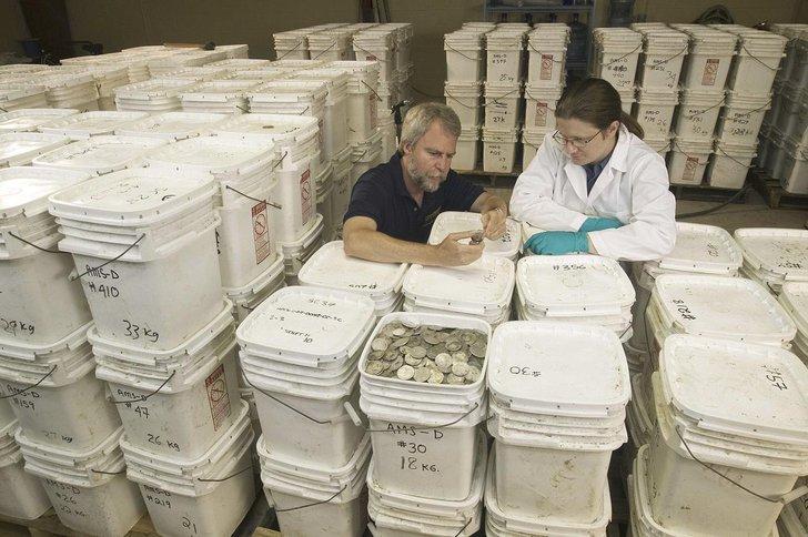 projek black swan 8 penemuan barangan purba yang paling bernilai di dunia