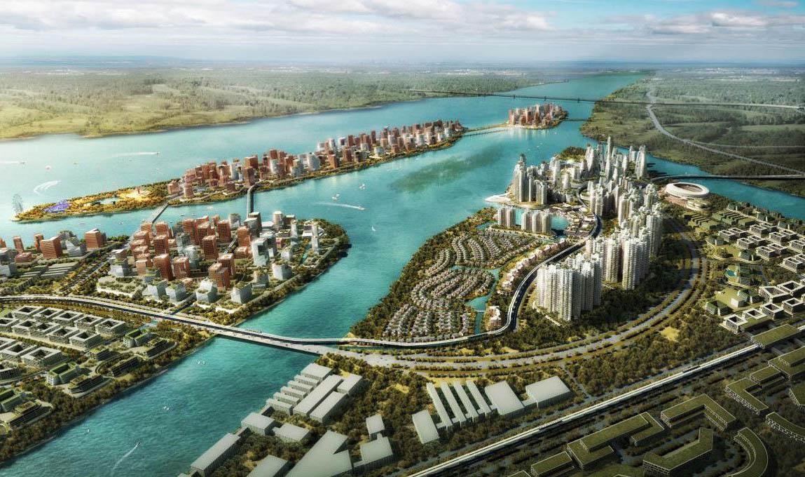 projek mega forest city