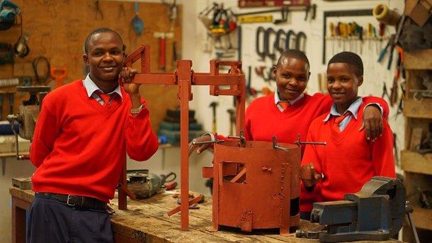 projek twende bengkel bernard kiwia melibatkan pelajar sekolah