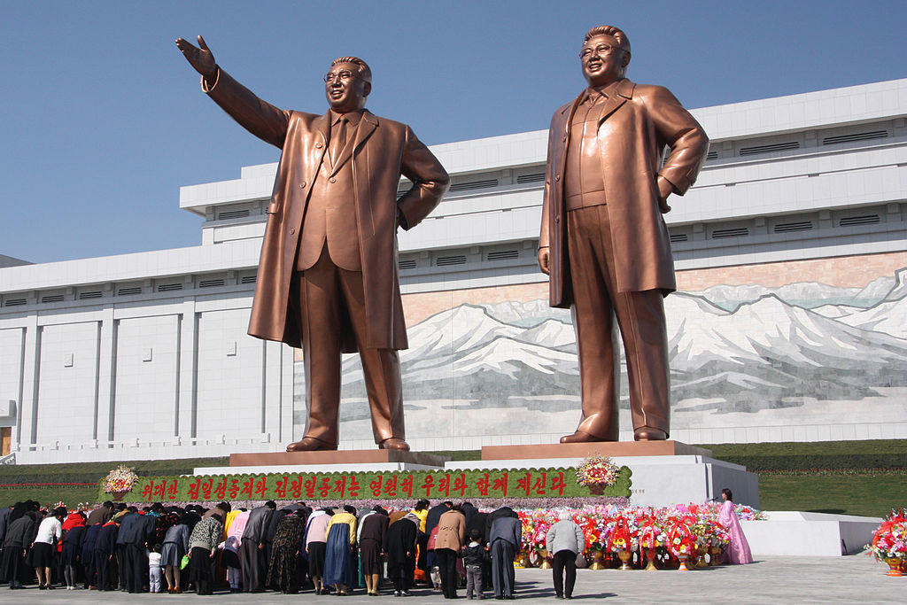 propaganda korea utara