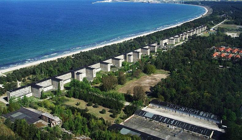 prora resort pusat peranginan terbesar di dunia