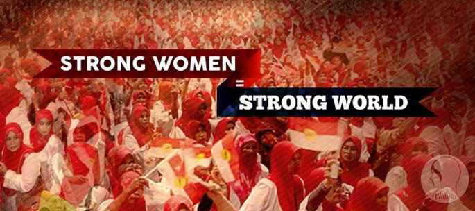 proses pemilihan ketua wanita pemuda dan puteri bermula