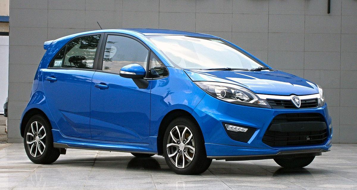 proton iriz kereta malaysia