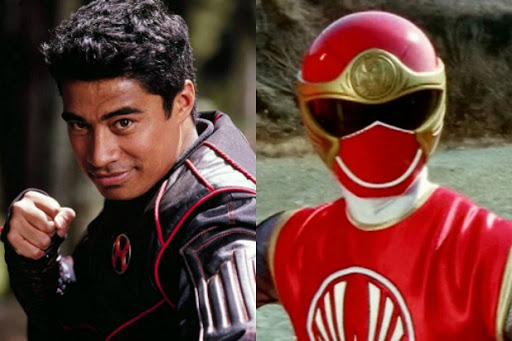 pua magasiva power rangers