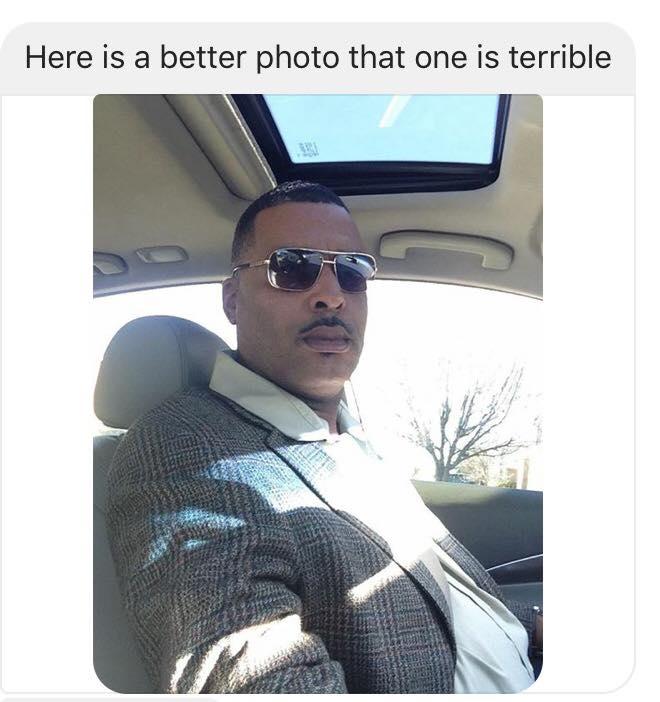 pugh ohio selfie swafoto penjenayah tak suka syot wajah