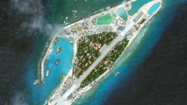 pulau buatan manusia