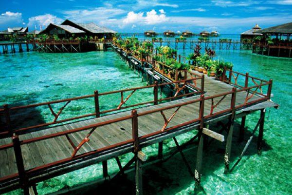 pulau mabul cantik
