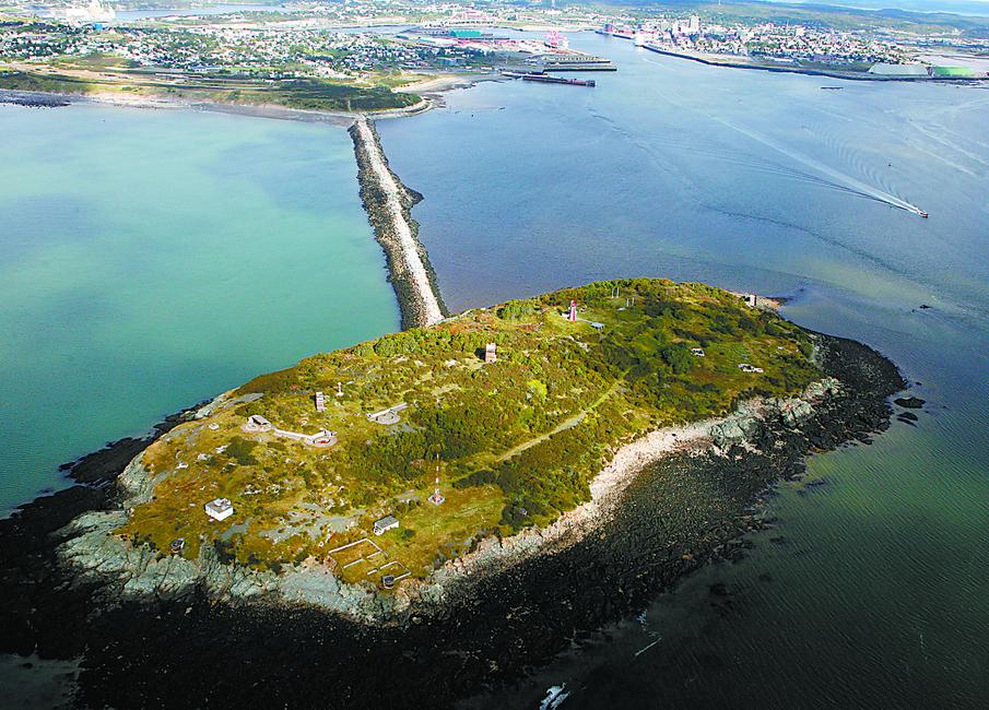 pulau partridge 5 pulau paling misteri di dunia