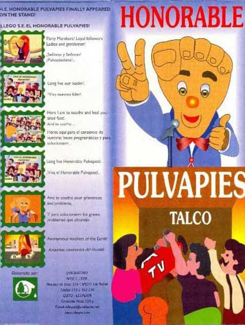 pulvapies dipilih sebagai datuk bandar