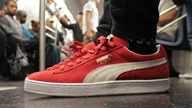 puma suede 10 sneakers paling ikonik yang pernah dihasilkan