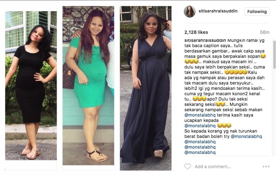 punca sebenar siti sarah mohon maaf di instagram 3