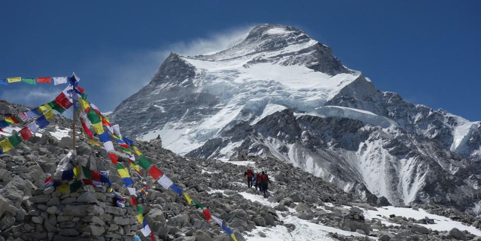 puncak gunung cho oyu 608