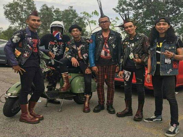 punk malaysia