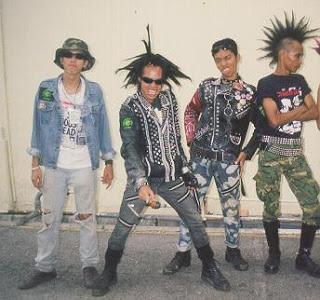 punk melayu