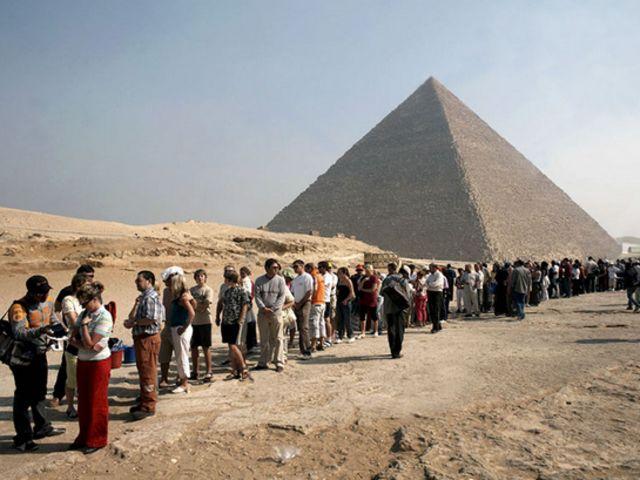 pyramid reality
