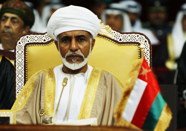qaboos bin said al said 985