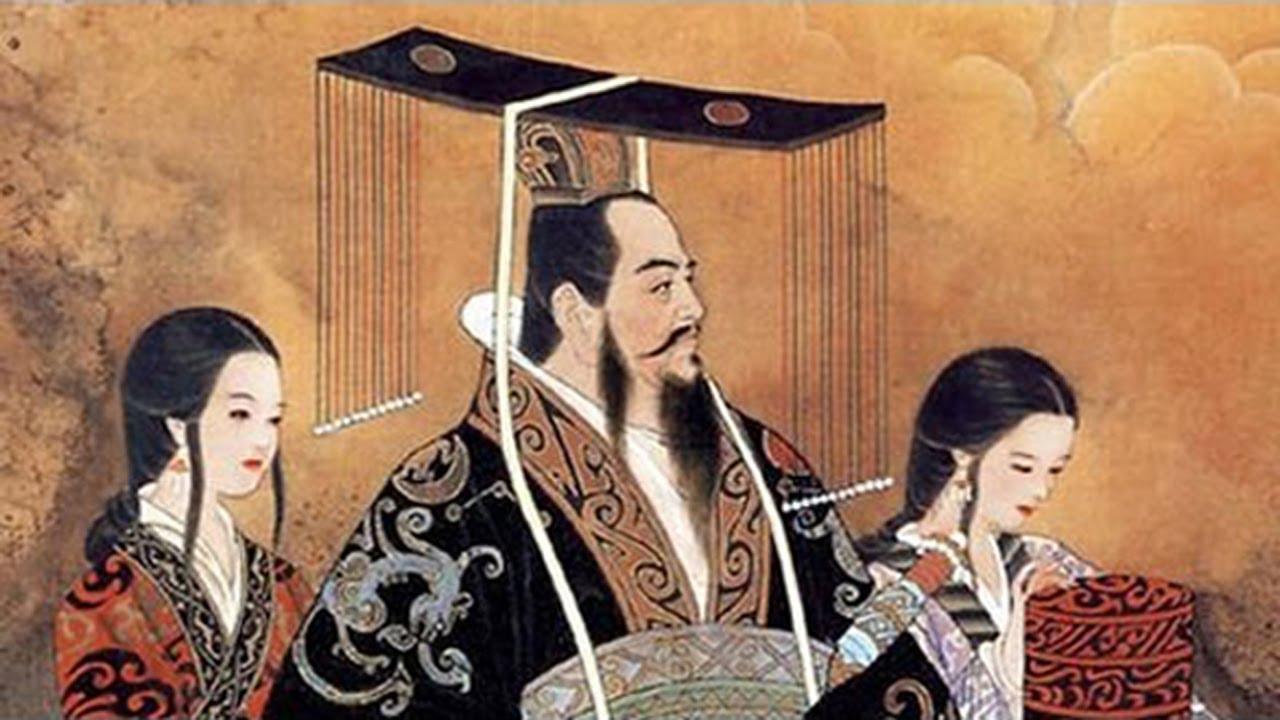 qin shi huang maharaja china pertama