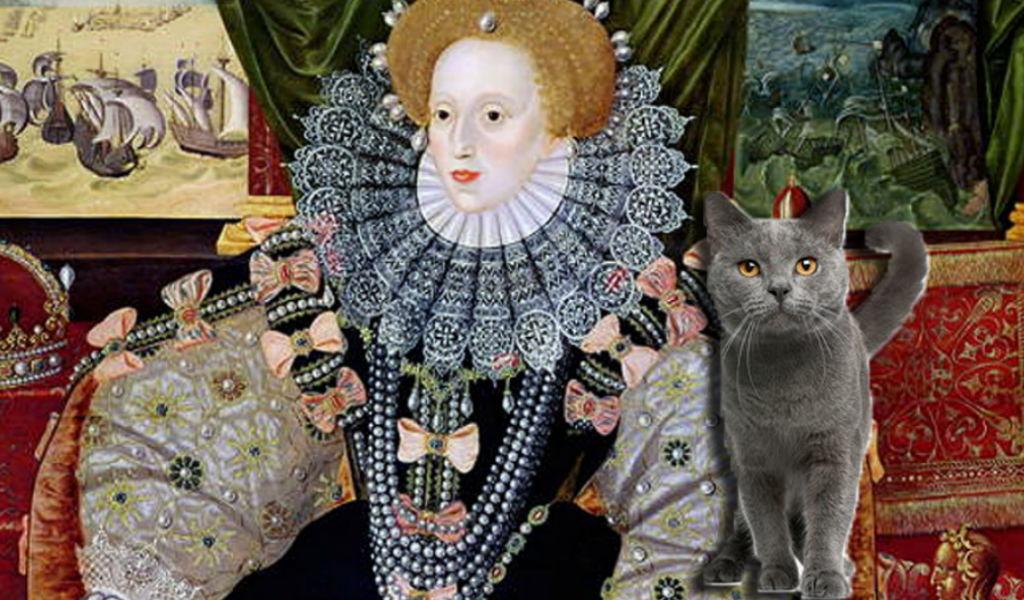 queen elizabeth 1 cukur bulu wanita