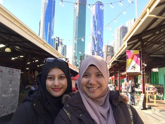 qvm itinerary melbourne 2