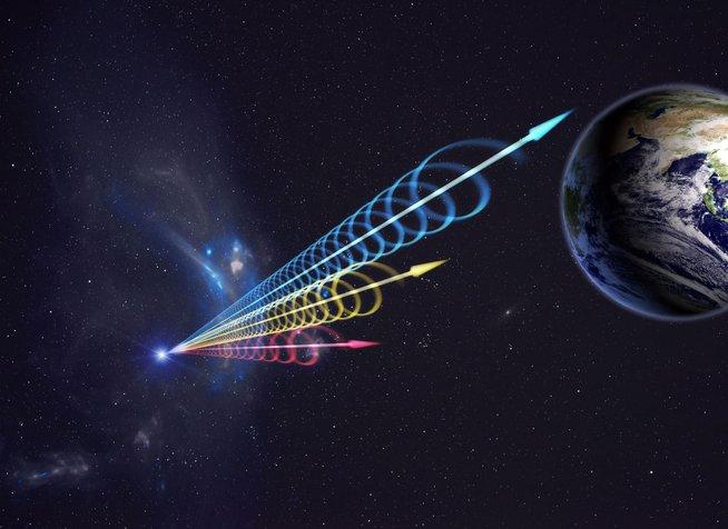 radio signal angkasa lepas